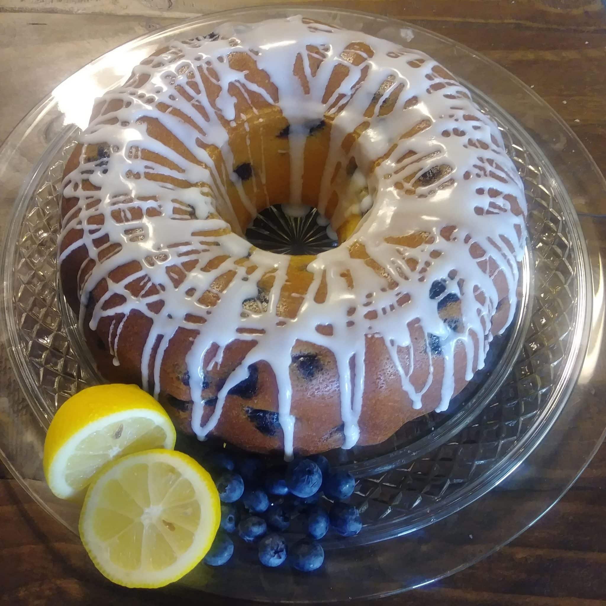 Lemon Blueberry Love
