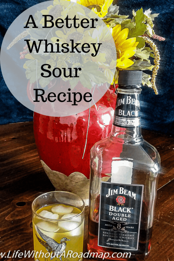 A Better Whisky Sour