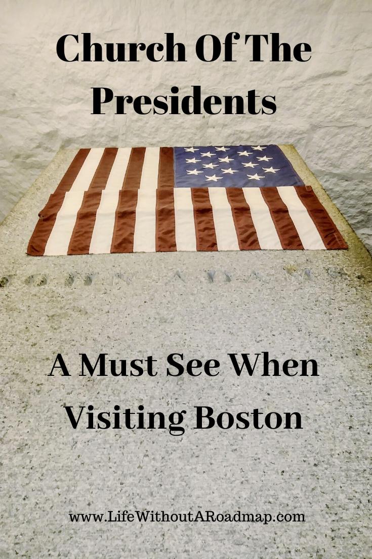 Boston's Church Of The Presidents