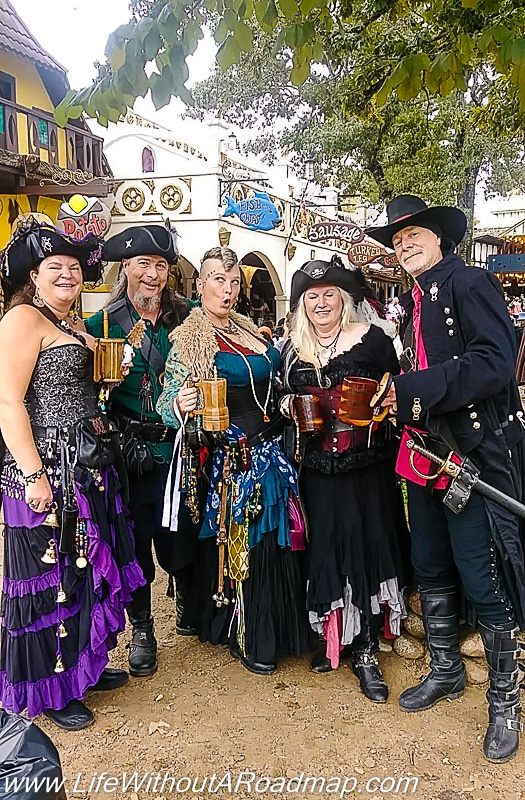 Pirates at Renfest