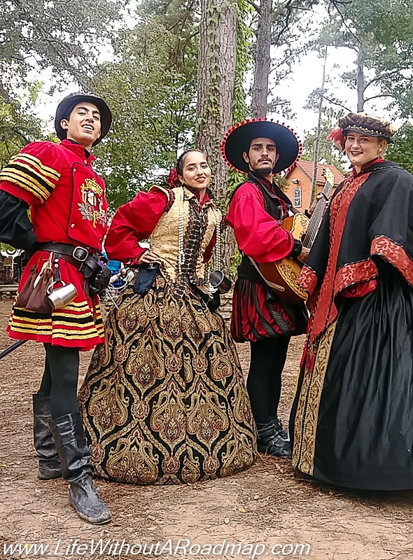 Renfest Spanish Group