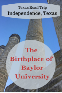 Texas Road Trip - The Birthplace Of Baylor