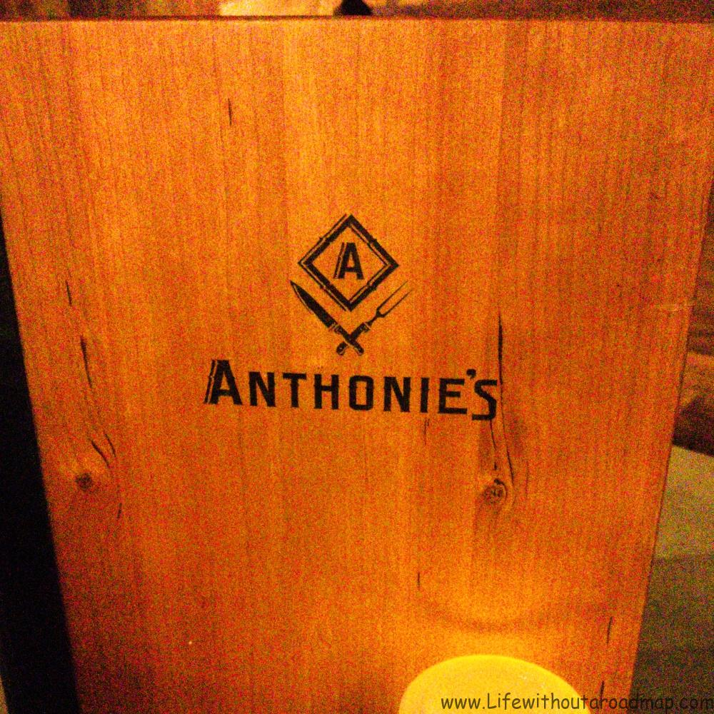Anthonie's Market Grill- A Dining Experience
