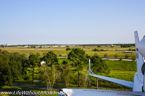 Space Center Houston Land