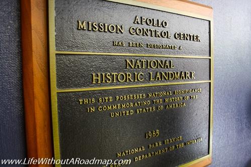 Apollo Mission Control Johnson Space Center