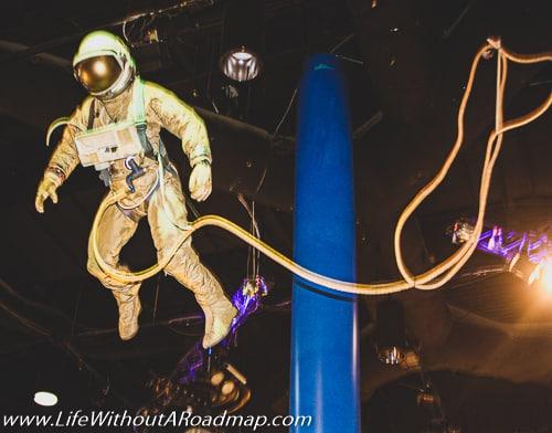 Gemini Space Suit