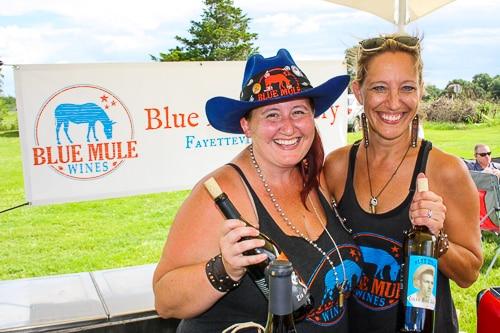 Blue Mule Winery