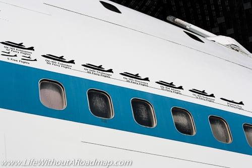 Shuttle Carrier Aircraft Mission List