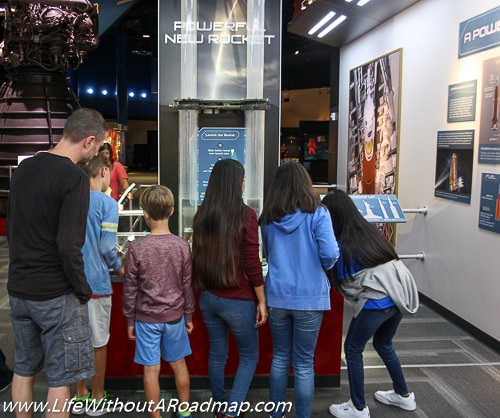 Interactive Displays For All Ages