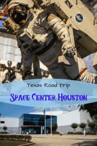 Space Center Houston - Texas Road Trip