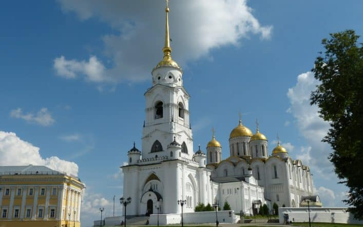 The 5 Best Places To Visit In Vladimir, Russia