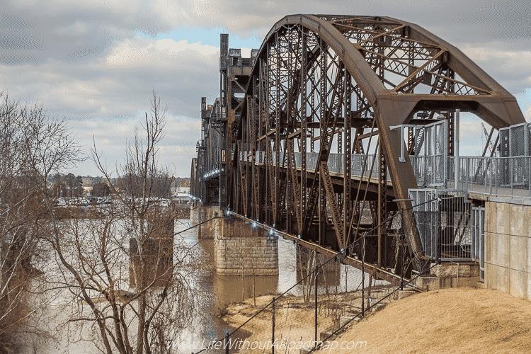 Clinton Presidential Bridge, Little Rock, Arkansas