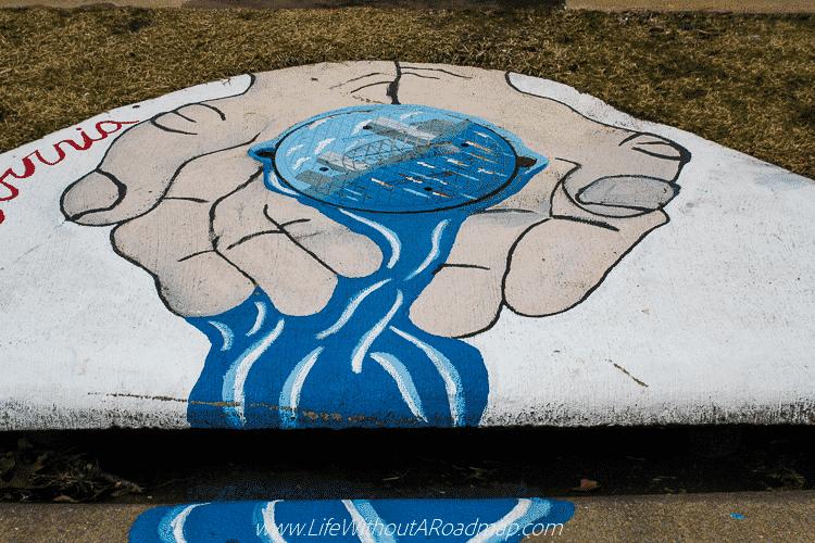 Drain Smart Art in Little Rock