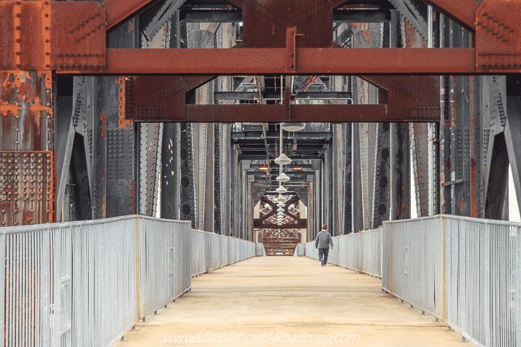 Clinton Presidential Bridge Span