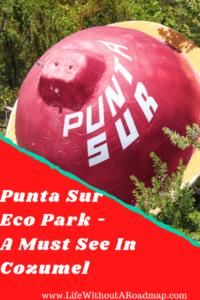 Punta Sur Eco Park Pinterest Post