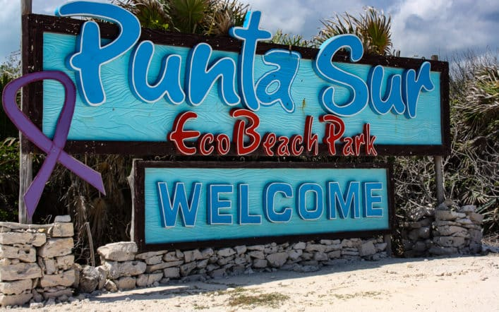 Punta Sur Eco Park – The Best One Day Adventure In Cozumel